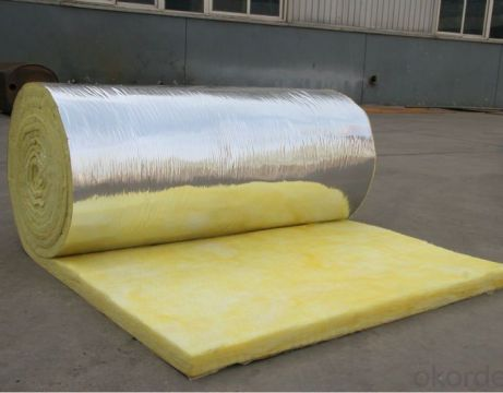 ROOFS Glasswool With Aluminium Foil